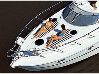 Hen Party Yacht Charter in Benidorm
