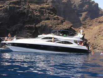 Stag Party Yacht Charter in Benidorm
